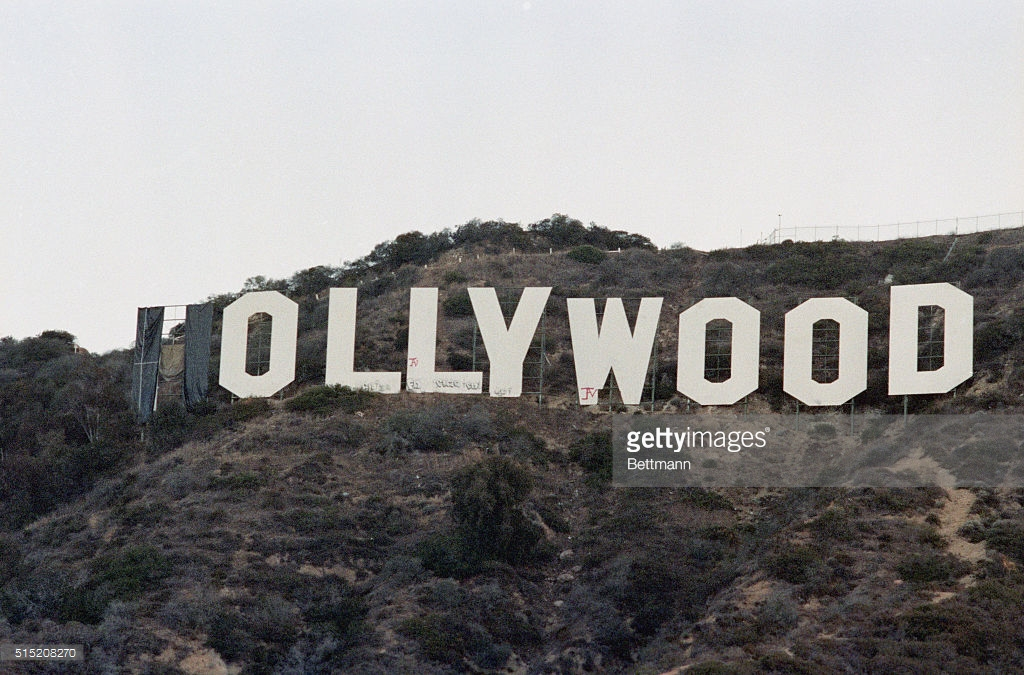 History Of The Hollywood Sign