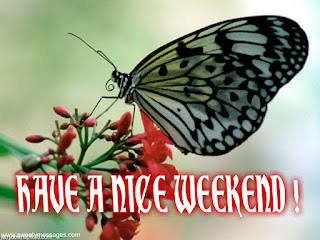 have a nice weekend