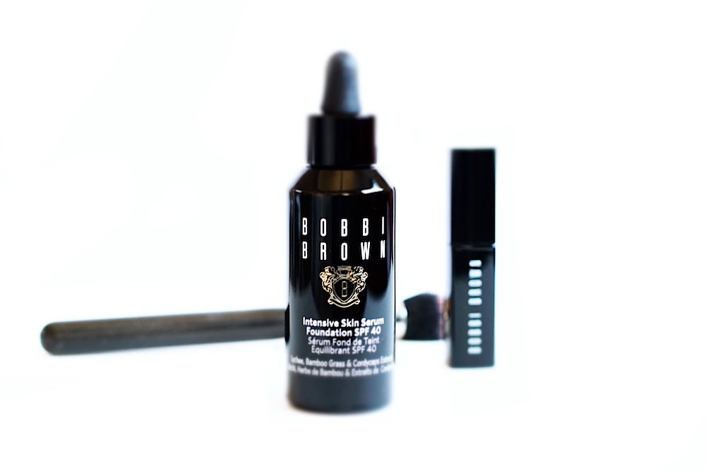 bobbi brown intensive skin serum fond de teint avis test photos avant après