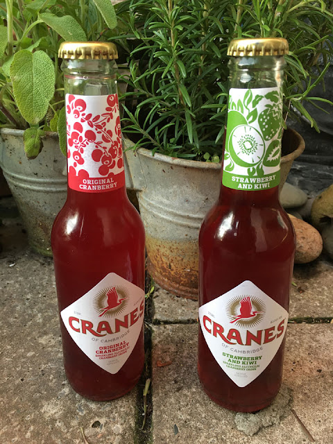 Cranes fruity drinks