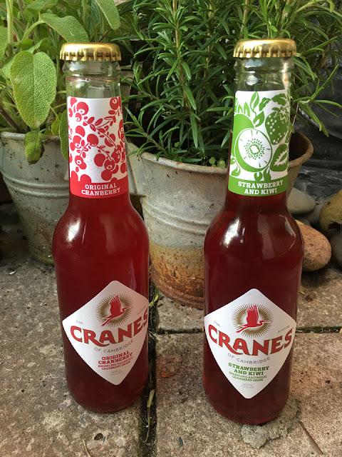Cranes fruity drinks