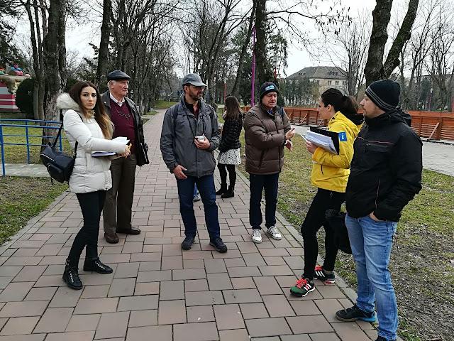 Reprezentantii IAU (Asociatia Internationala de Ultraatetism) dau unda verde pentru Campionatul European de 24 Ore Alergare care va avea loc la Timisoara. Inspectie tehnica