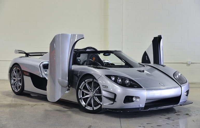 Most Expensive Car In The World 2018 >> Floyd Mayweather Buys $4.8 Million Hyper Car Koenigsegg CCXR Trevita | Car Reviews | New Car ...