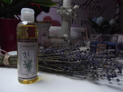 Hydrofilný olej Levanduľový od Nobilis Tilia