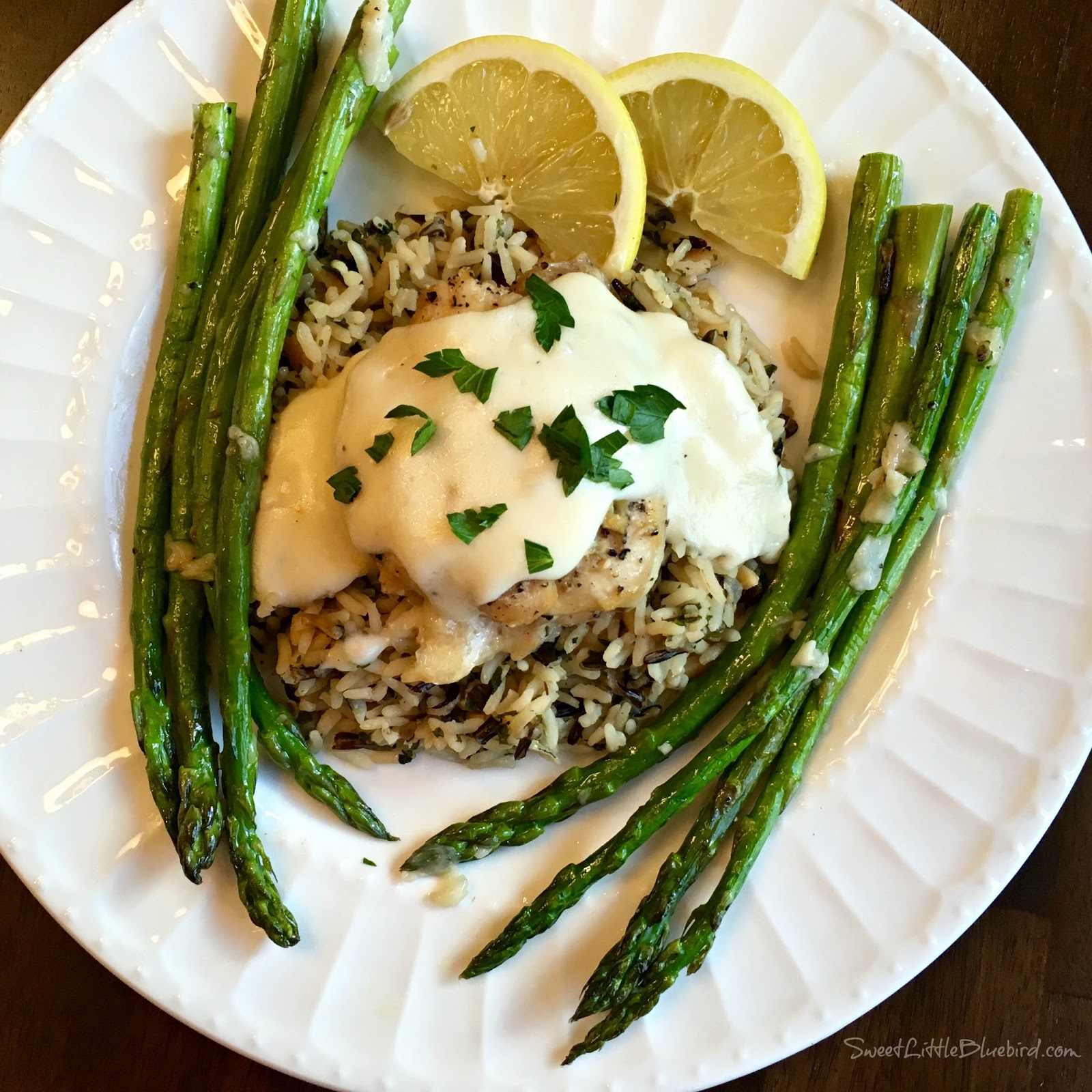 Slow Cooker Lemon Garlic Chicken With Creamy Lemon Sauce Archives Sweet Little Bluebird,Family House Two Story 5 Bedroom 2 Story House Plans