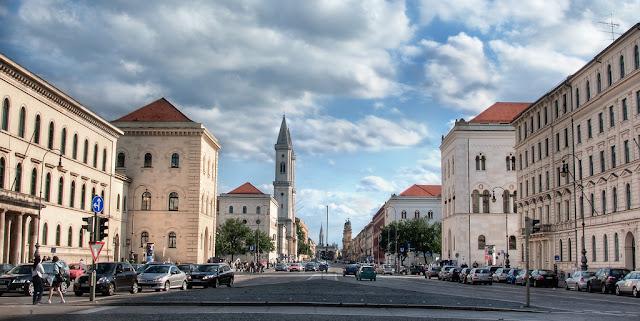 Ludwig-Maximilians University, Munich
