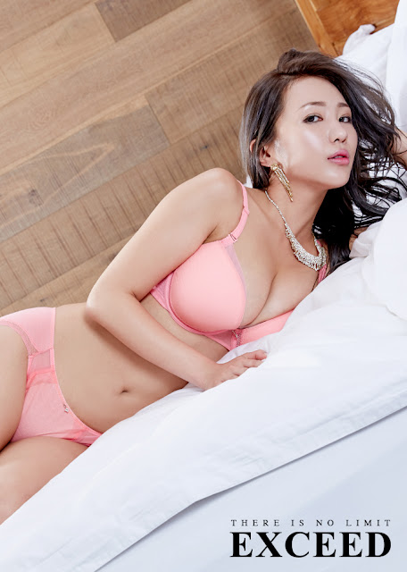 4 Uhm Sang Mi - 'EXCEED' Men Skin Care - very cute asian girl-girlcute4u.blogspot.com