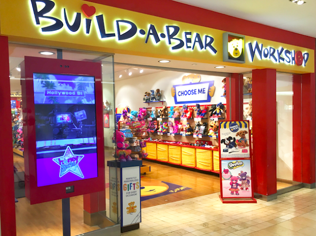 Build-A-Bear Workshop Square One