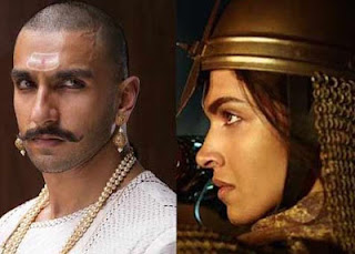 On the sets of Padmavat, Bhansali celebrates the first anniversary of Bajirao Mastani