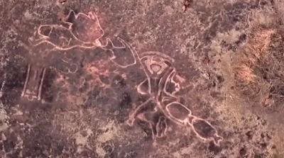 Προϊστορικά πετρογλυφικά υποδεικνύουν ύπαρξη ενός εντελώς άγνωστου αρχαίου πολιτισμού
