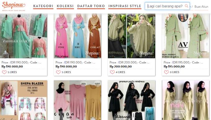 Hindari Salah Kostum dengan Inspirasi Style di Shopious