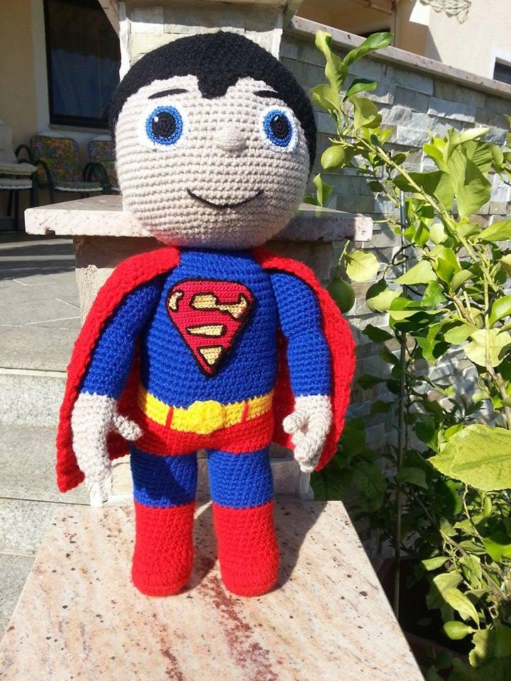 Häkelfieber Austria Superman