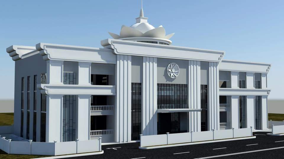The future of Metta Lodge Building in Taman Johor Jaya.