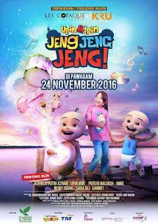 Upin & Ipin Jeng Jeng Jeng 2016