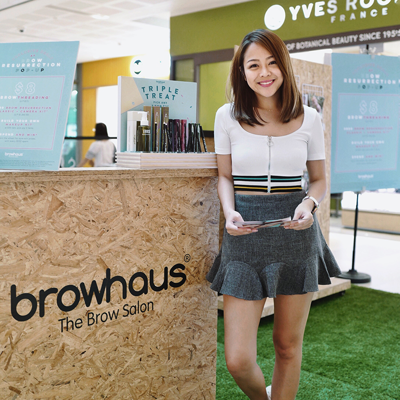 Browhaus: Brow Resurrection Review + Promotion!