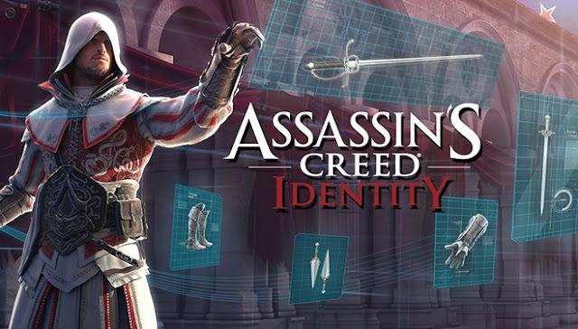 واخيرا اللعبة المنتظرة على منصة الاندرويد لعبة Assassin Creed identity للتحميل بالمجان