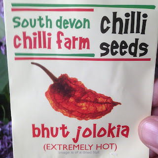ghost pepper, bhut jolokia