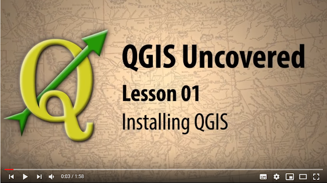 Tutorial QGIS Uncovered [VIDEO]