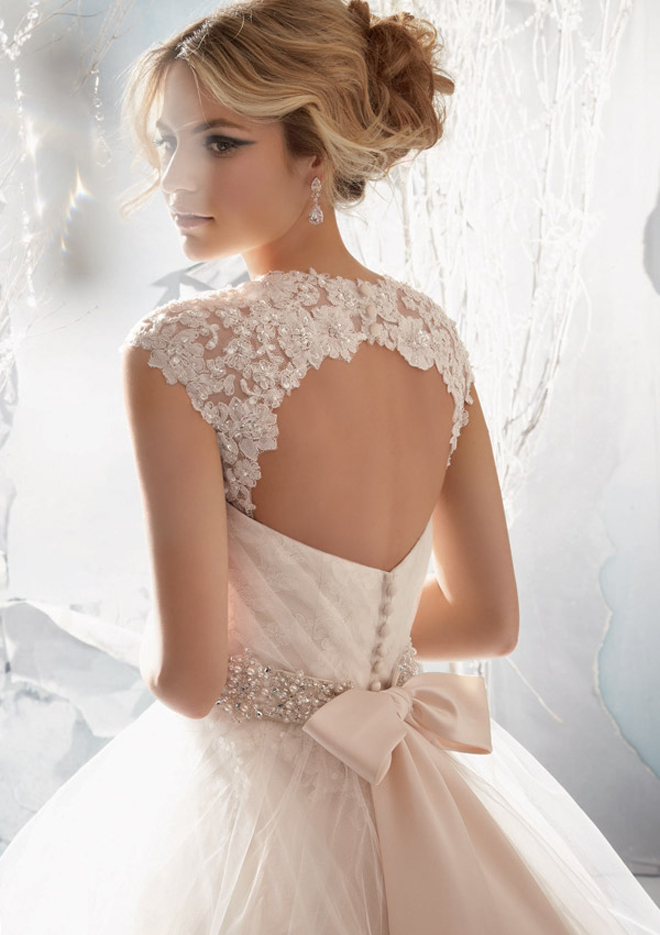 Mori Lee By Madeline Gardner Fall 2013 Bridal Collection My Dress