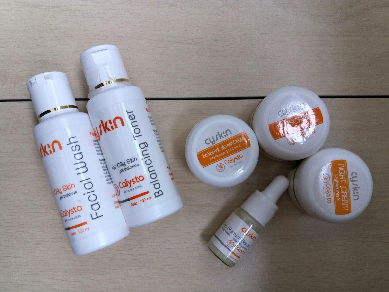 Review Calysta Skincare