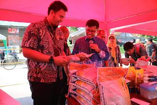 TPID Kota Cirebon Buka Pasar Murah Agar Harga Stabil
