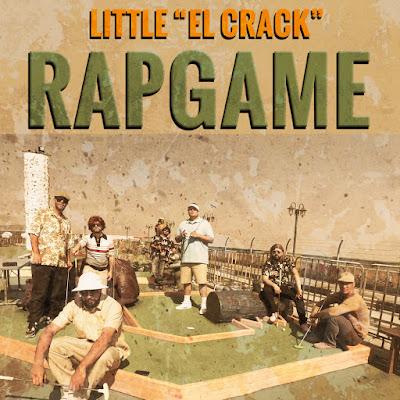 Single: Little El Crack - Rap Game [2018]