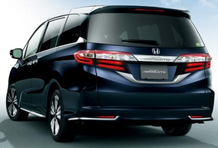 2018 Honda Odyssey Release Date