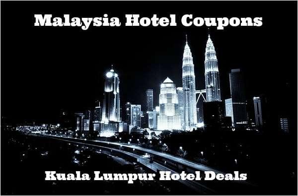 Sparen Sie mit Malaysia Hotel Coupons bei Ihrem Aufenthalt in Kuala Lumpur und weiteren Reisezielen