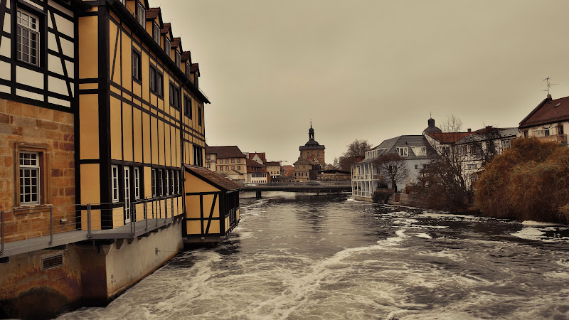 Bamberg town in Bavaria, Germany 2 HD