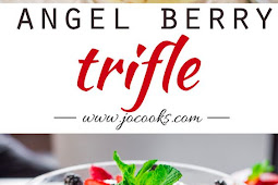 ANGEL BERRY TRIFLE