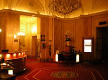 James Bond Locations Hotel Lobby - Grand Pupp