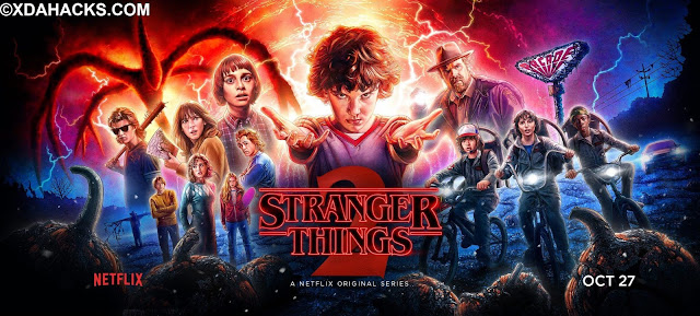 Stranger Things Series Download