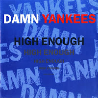 High enough. Damn Yankees