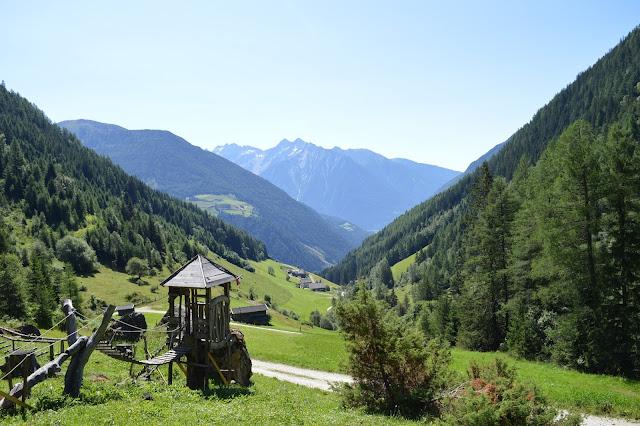 escursione in valle aurina