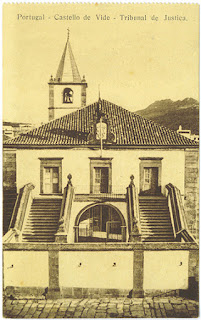 OLD PHOTOS / Paços do Concelho, Municipio de Castelo de Vide, Castelo de Vide, Portugal