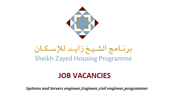 Dubai Government Job Vacancies Sheikh Zayed Housing Program