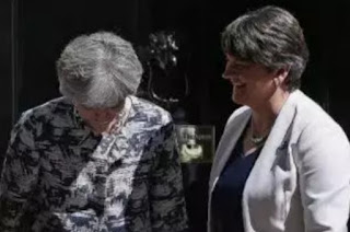 U.K. Prime Minister Theresa Mayhas been told by Arlene Foster  not waste time with a parliamentary vote but rather seek a new Brexit deal with Brussels.