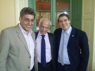 Prefeito Sebastião Melo, Simon e Paulo Marques PMDB