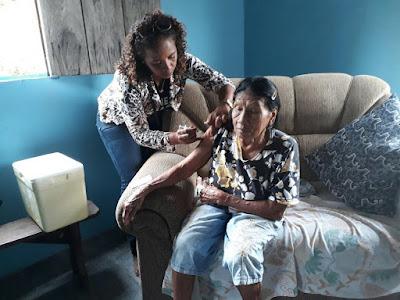 Com 3 mil doses em estoque, vacina contra gripe continua em Guajará-Mirim
