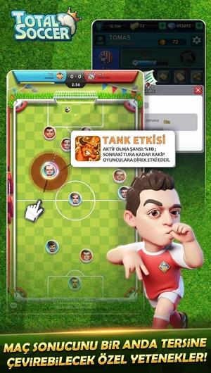 Total Soccer Mod apk indir
