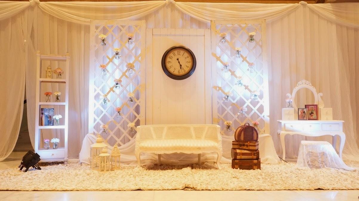 Tips Unik Cara Membuat Dekorasi Pernikahan Gaya Shabby