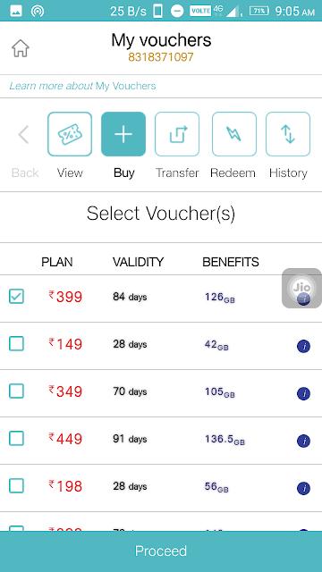 How to Buy Jio My Voucher