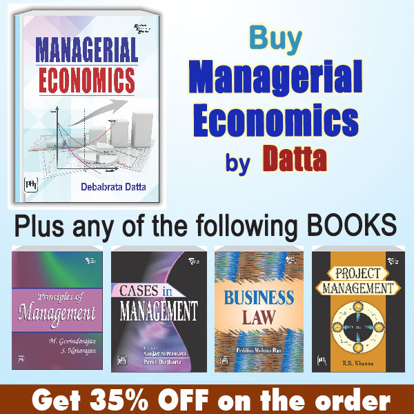 #ManagerialEconomics by #Datta