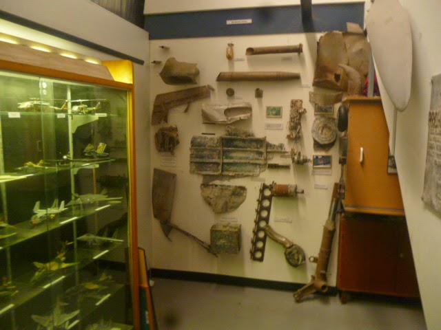 Wall of Wreckage