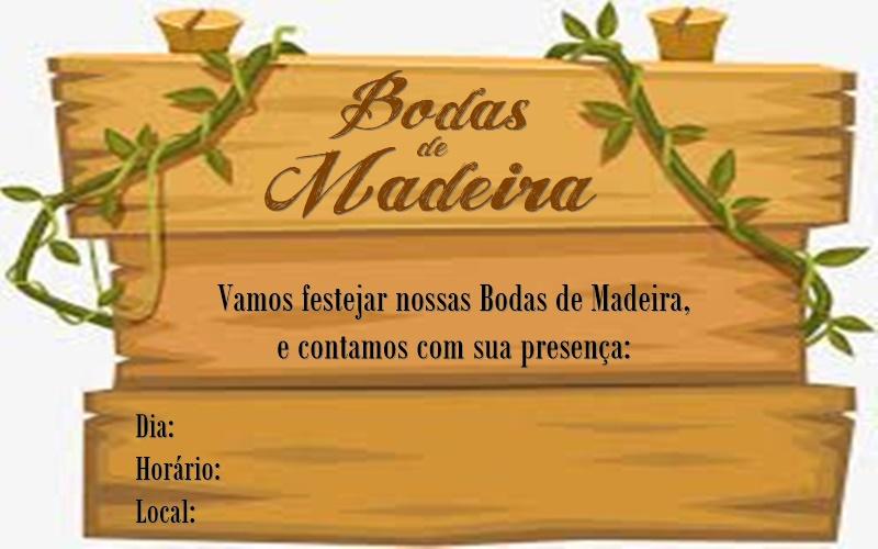 Dicas e Ideias para Bodas de Madeira