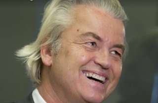 Dutch Populist Wilders Feels Trump Burn With Slide in Polls