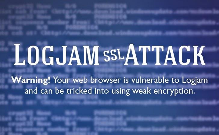 New LogJam SSL Vulnerability Puts Internet Users At Risk