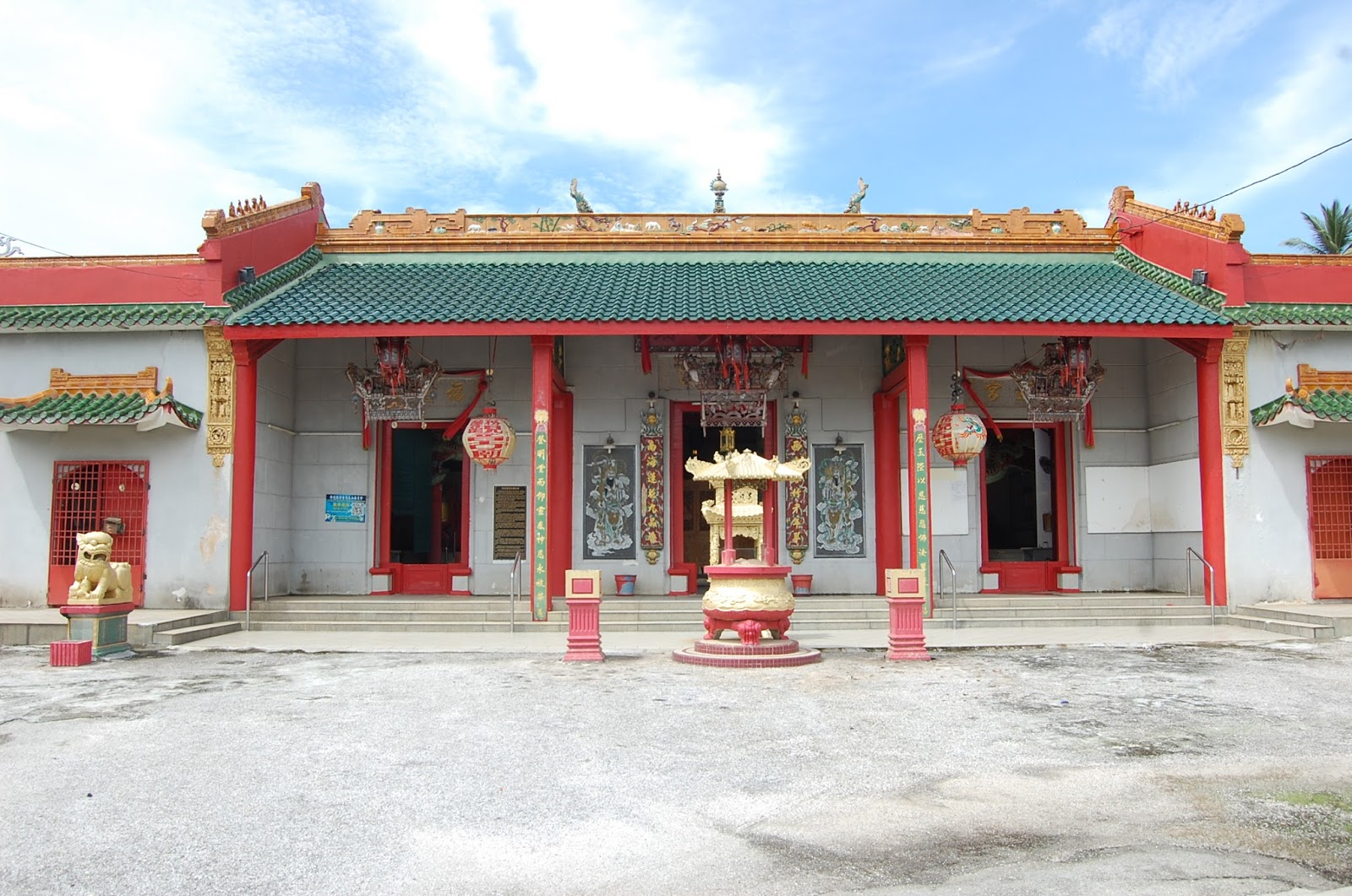 Travel, Community, Charity: GOPENG HERITAGE TRAIL