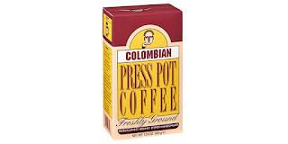 kurukahveci mehmet efendi colombian press pot  kahve - french press - KahveKafeNet