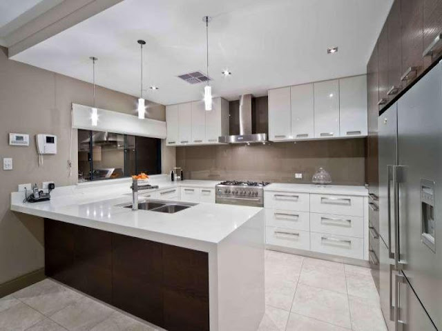 Contemporary and functional beautiful kitchen designs Contemporary and functional beautiful kitchen designs Contemporary 2Band 2Bfunctional 2Bbeautiful 2Bkitchen 2Bdesigns325